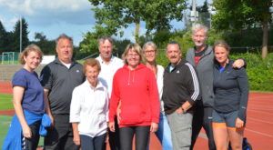 Sportabzeichentag beim TSV @ Sportplatz des TSV Adendorf | Adendorf | Niedersachsen | Deutschland