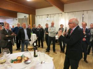Neujahrsempfang beim TSV Adendorf @ Hotel / Restaurant Teichaue | Adendorf | Niedersachsen | Deutschland