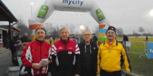 Senioren Bezirksmeisterschaft Crosslauf